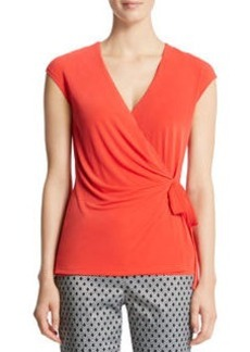 Wrap Front Top
