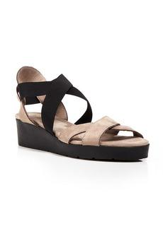 arche Cross Strap Platform Sandals - Malyak