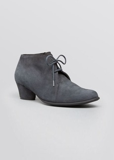 arche Lace Up Booties - Musiq