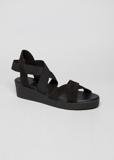 arche Open Toe Platform Sandals - Malyak