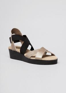 arche Open Toe Platform Sandals - Malyak