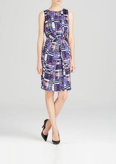 Armani Collezioni Dress - Watercolor Print Silk