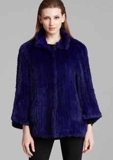 Armani Collezioni Jacket - Fur