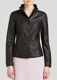 Armani Collezioni Jacket - Leather