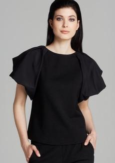 Armani Collezioni Shirt - Pouf Sleeve