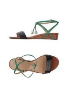 ARMANI JEANS - Sandals