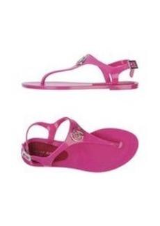 ARMANI JEANS - Thong sandal