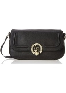 Armani Jeans Saffiano Borsa Bauletto Shoulder Bag