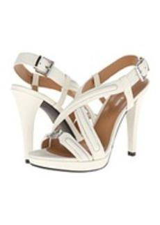Armani Jeans Strappy Platform Heels