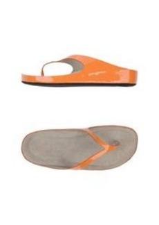 EMPORIO ARMANI - Thong sandal
