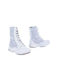 EMPORIO ARMANI REEBOK - Ankle boot