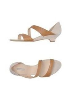 GIORGIO ARMANI - Thong sandal