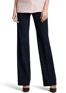 P04 Wide-Leg Pants, Midnight   P04 Wide-Leg Pants, Midnight