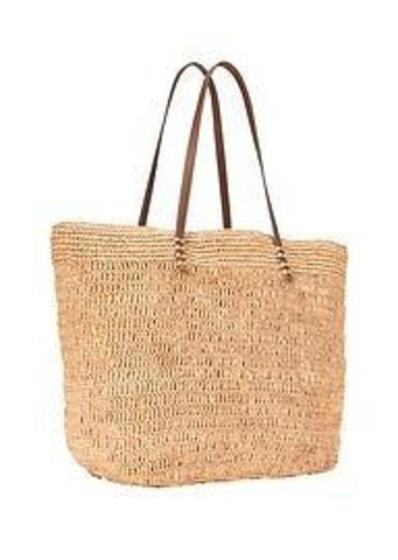 athleta straw tote handbags shop it to me