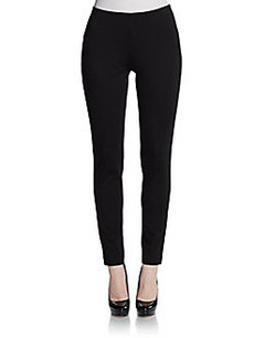 Saks Fifth Avenue BLUE Ro Stretch Leggings