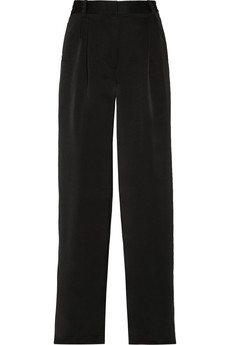 3.1 Phillip Lim Gabardine wide-leg pants