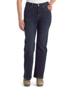 Levi's Petite Jeans, 512 Perfectly Slimming High-Rise Bootcut-Leg, Sunset Glow Wash