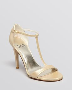 Stuart Weitzman Evening Sandals - Sinful High Heel