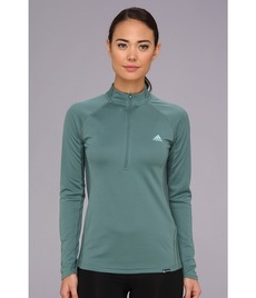 adidas Outdoor Terrex Swift 1/2 Zip Long Sleeve