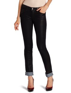 JET Corp Women's Wax Slim Jean