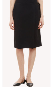 Proenza Schouler Wrap Pencil Skirt