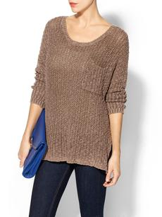 Free People Greenwich Village Pullover
