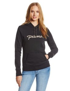 PUMA Women's Hooded Sweat Shirt