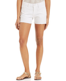 Levi's® Denim Cut-Off Shorts, White Reflection Wash