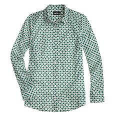 Perfect shirt in honeypie print