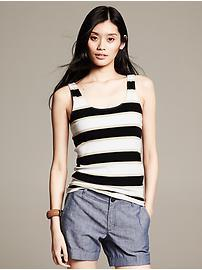 Multi-Stripe Timeless Tank
