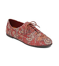 "Lucky Brand® ""Davie"" Tailored Shoe - Paisly"