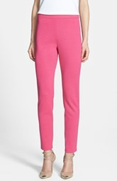 St. John Collection 'Alexa' Stretch Milano Knit Pants