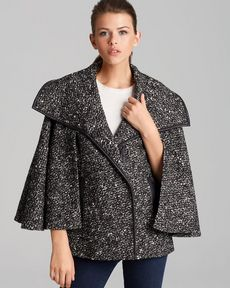 Calvin Klein Cape - Textured