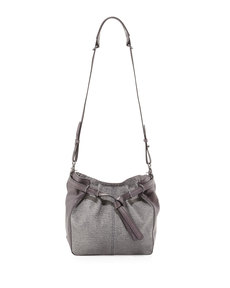 Kooba Bailey Leather Shoulder Bag