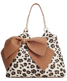 Betsey Johnson Big Bow Tote