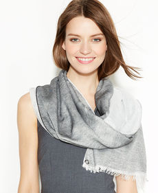 Calvin Klein Three Layer Shine Scarf