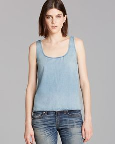 rag & bone/JEAN Tank - The Simple