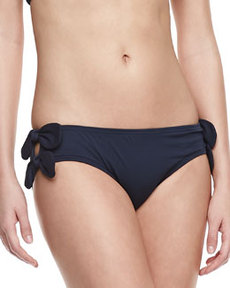 Juicy Couture Bow Chic Hipster Swim Bottom