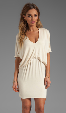Rachel Pally Lisette Dress in Cream