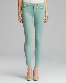 Paige Denim Jeans - Verdugo Ankle Skinny in Beach House