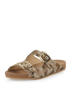 Freely Camouflage Canvas Sandal   Freely Camouflage Canvas Sandal