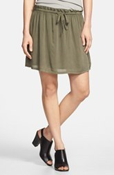 James Perse Drawstring Waist Skirt