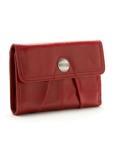 Kenneth Cole Reaction Wallet, Button Up Flap Indexer