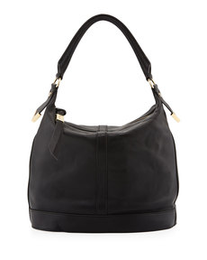 Foley + Corinna Jet Set Zip Bucket Tote Bag, Black