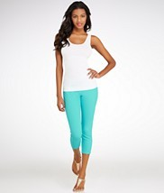 HUE Original Jeans Capri Leggings