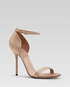 Gucci Noah Evening Sandal