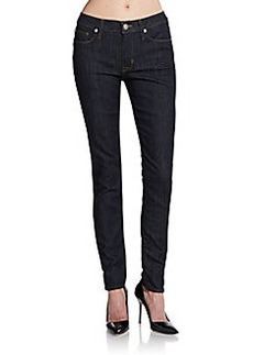 Hudson Midrise Super Skinny Jeans