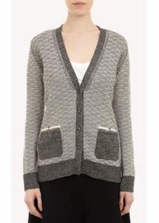 Proenza Schouler Rib-Knit Cardigan