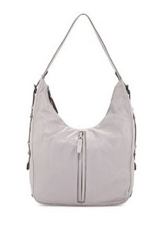 Kooba Cori Leather Zip Hobo Bag, Opal