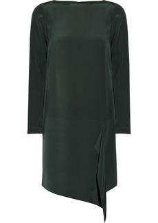 Tibi Silk crepe de chine mini dress